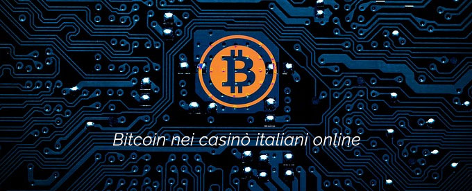 Bitcoin e casinò in Italia